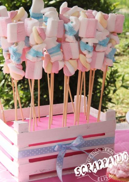 Porta marshmallow