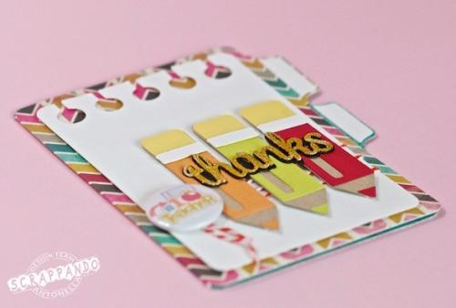 folder card