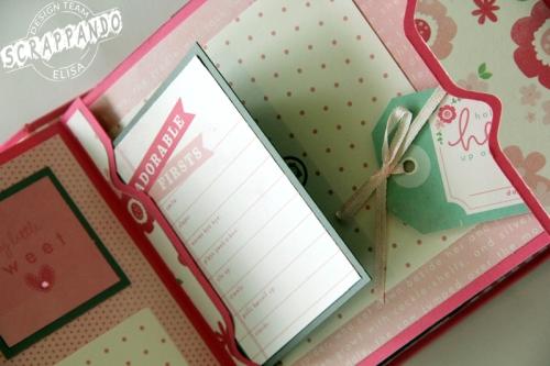 mini album nascita tag 1