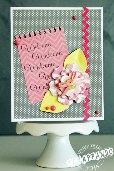 card Welcome